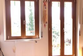 portafinetra e finestra pvc